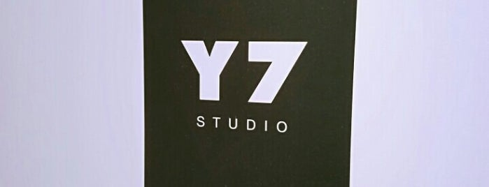 Y7 Studio Flatiron is one of Crystal : понравившиеся места.
