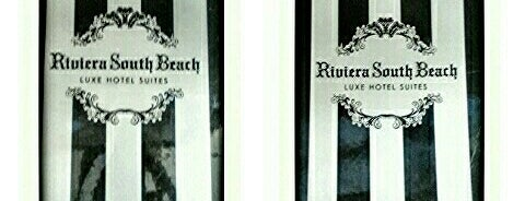 Riviera South Beach is one of Crystal 님이 좋아한 장소.