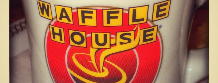 Waffle House is one of Crystal : понравившиеся места.