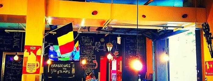 Frite Alors! is one of Orte, die Crystal gefallen.