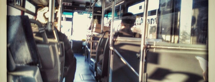 Newark Airport Shuttle Bus 5635 is one of Crystal : понравившиеся места.