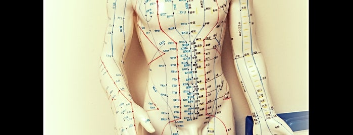 Accupuncture Accupressure Body Work is one of Crystal : понравившиеся места.