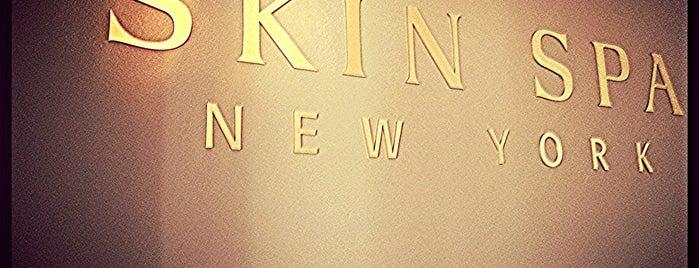 Skin Spa is one of Orte, die Crystal gefallen.