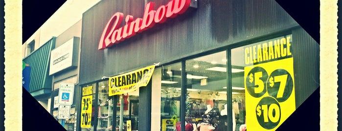 Rainbow Shops is one of Orte, die Crystal gefallen.