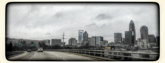 Uptown Charlotte is one of Crystal : понравившиеся места.