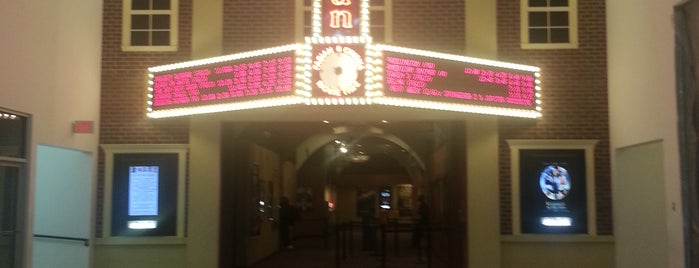 Fabian 8 Movie Theater is one of Crystal : понравившиеся места.