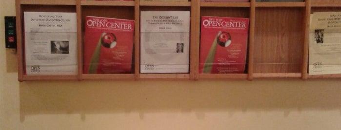 New York Open Center is one of Crystal : понравившиеся места.