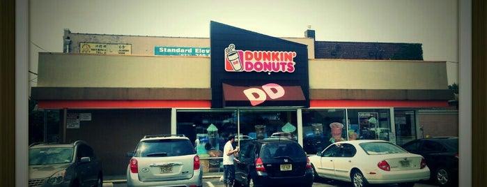Dunkin' is one of Crystal : понравившиеся места.