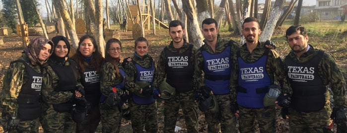Texas Paintball is one of Pniatbal_g.