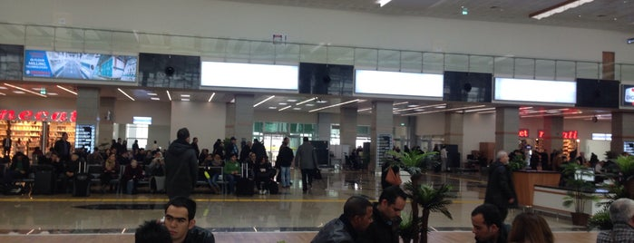 Konya Havalimanı (KYA) is one of Görkem Ahmet : понравившиеся места.