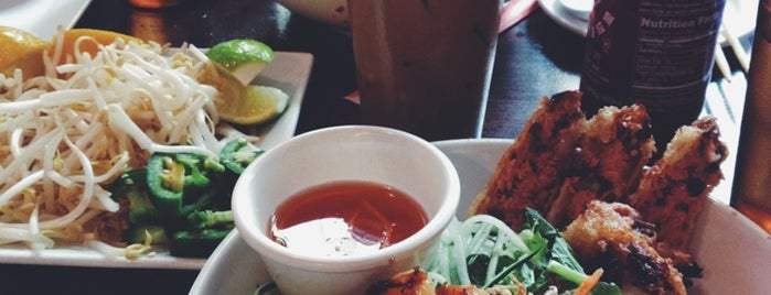 Saigon Shack is one of NYC Faves.
