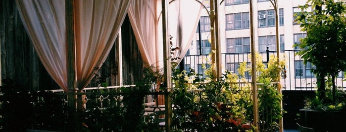 Gothamist's 10 Best Rooftop Bars