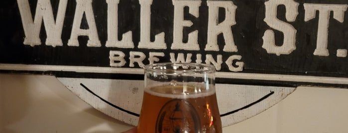 Waller St. Brewing is one of Ottawa for FWD50.