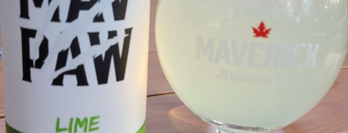 Northern Maverick Brewing Co. is one of Brunch With Cortney.