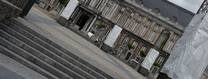 Place Saint-Lambert is one of (Temp) Best of Liege.