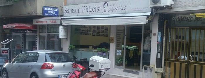 NURI USTA SAMSUN PIDECISI is one of Istanbul dışı yerler.