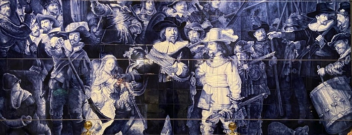 Royal Delft - De Koninklijke Porceleyne Fles is one of Besuchen non-D.