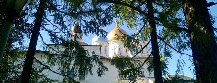 Спасо-Преображенский собор is one of Православные церкви на Таганке.