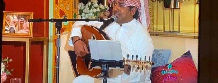 Abu Baker Salem Stage is one of Lieux qui ont plu à Fahad.