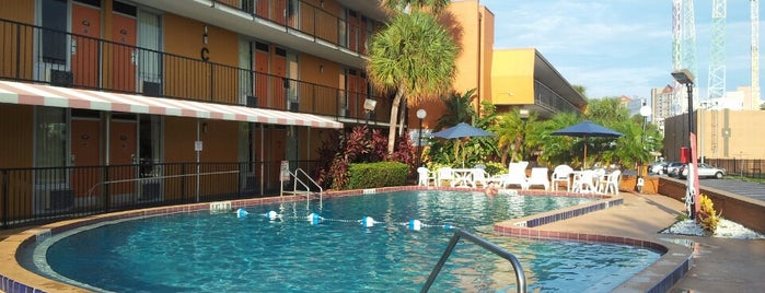 Howard Johnson Inn Orlando International Drive is one of Florida.