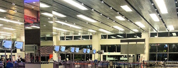 Terminal 1 is one of Sg.
