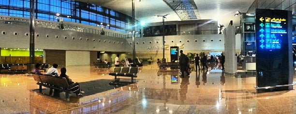 Brunei International Airport (BWN) is one of Airports I've been To.