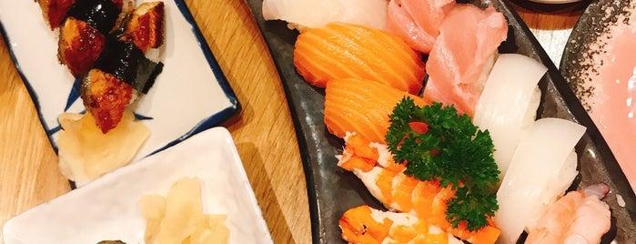 Kitaro Sushi is one of Bangkok.