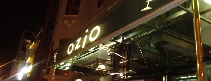 Ozio Restaurant & Lounge is one of DC Wish List.