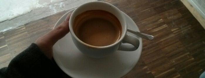 kaffemik is one of Best coffee in Vienna.