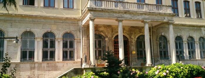 Askeri Müze ve Kültür Sitesi Komutanlığı is one of Müzeler.