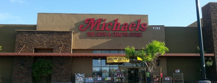 Michaels is one of Stephanie 님이 좋아한 장소.