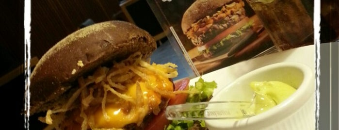 General Prime Burger is one of Le meilleur de B.L.A..