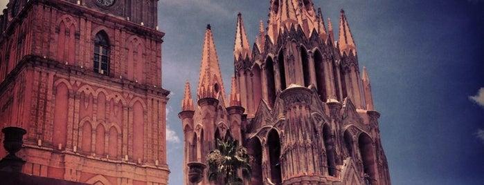 La Terraza is one of San Miguel de Allende.