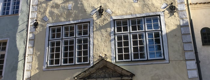 Latvijas Arhitektūras Muzejs is one of Locais curtidos por Carl.