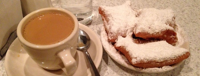 New Orleans Food & Drink List
