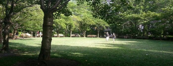 Pumphouse Park is one of Tempat yang Disukai I.