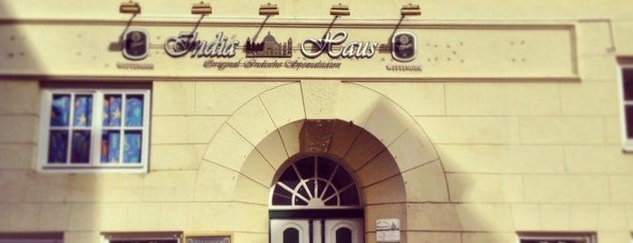 India Haus is one of Jana : понравившиеся места.