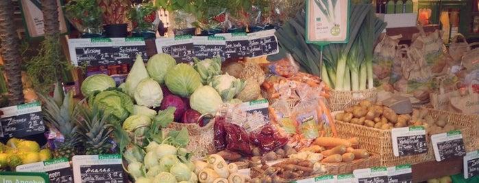 Biomarkt Vitalis is one of Orte, die Jonathan gefallen.