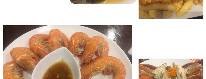 Shrimp Issue is one of 03_ตามรอย.