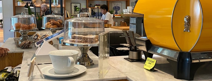 Great Jersey City Cafes