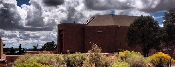 Wheelwright Museum is one of Santa Fe.