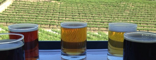 Gold Hill Vineyard & Brewery is one of Apple Hill.