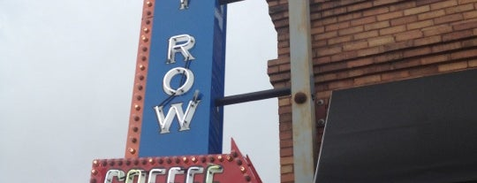Smokey Row Coffee is one of DSM Coffee.