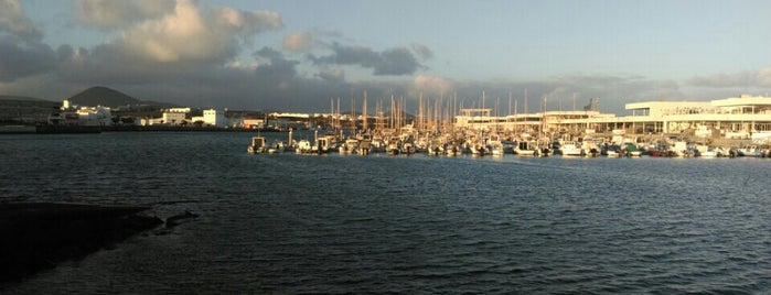 Marina Arrecife is one of Lanzarote, Spain.
