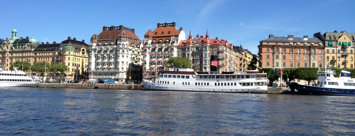 Stockholm Sightseeing is one of Locais curtidos por Karl.