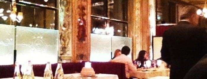 Le Grand Véfour is one of Paris - best spots! - Peter's Fav's.