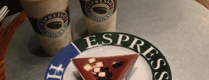 Espresso House is one of Orte, die Ruth gefallen.