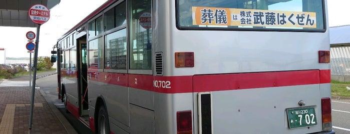 宗谷バス 稚内空港ターミナル is one of 空港 ラウンジ.