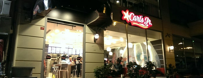 Carl's Jr. is one of Turkey.istanbul.