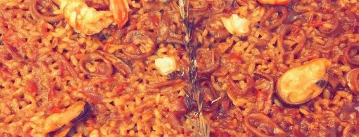 La Boqueria restorant is one of Posti che sono piaciuti a ba$ak.